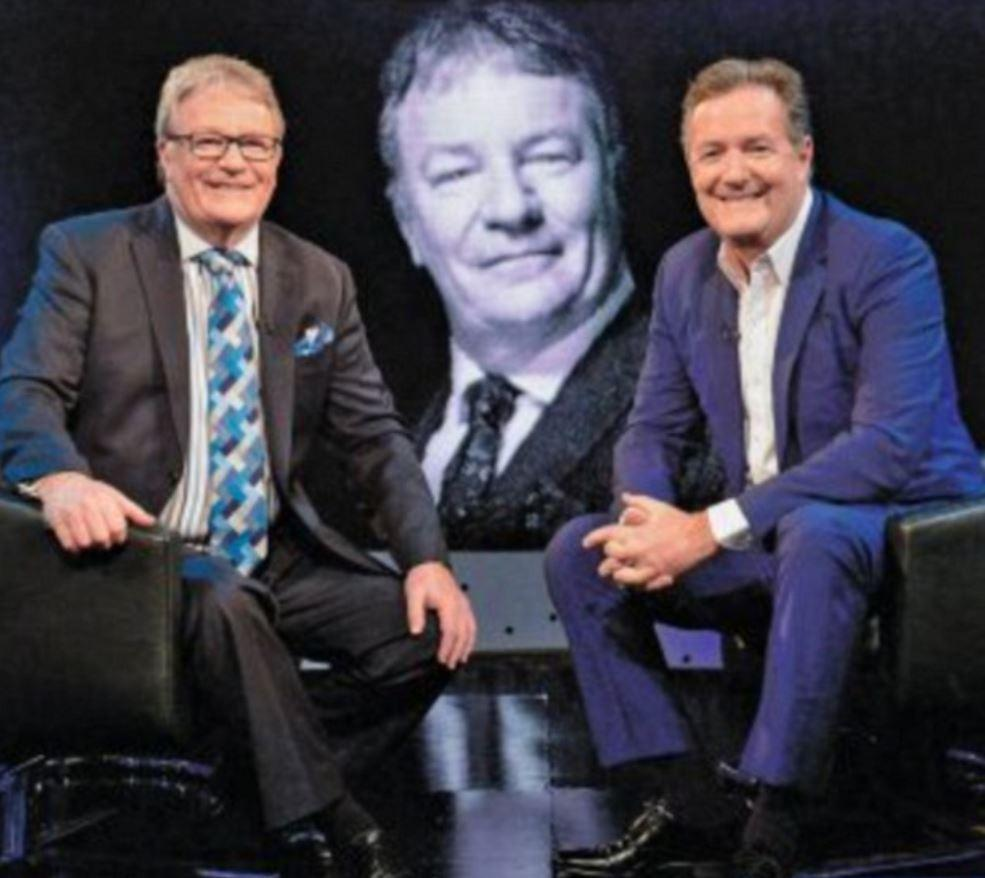 Jim Davidson blames him four ex-wives for their marriage breakdowns as he tells Piers Morgan about love, alcoholism and an orgy with 12 call girls