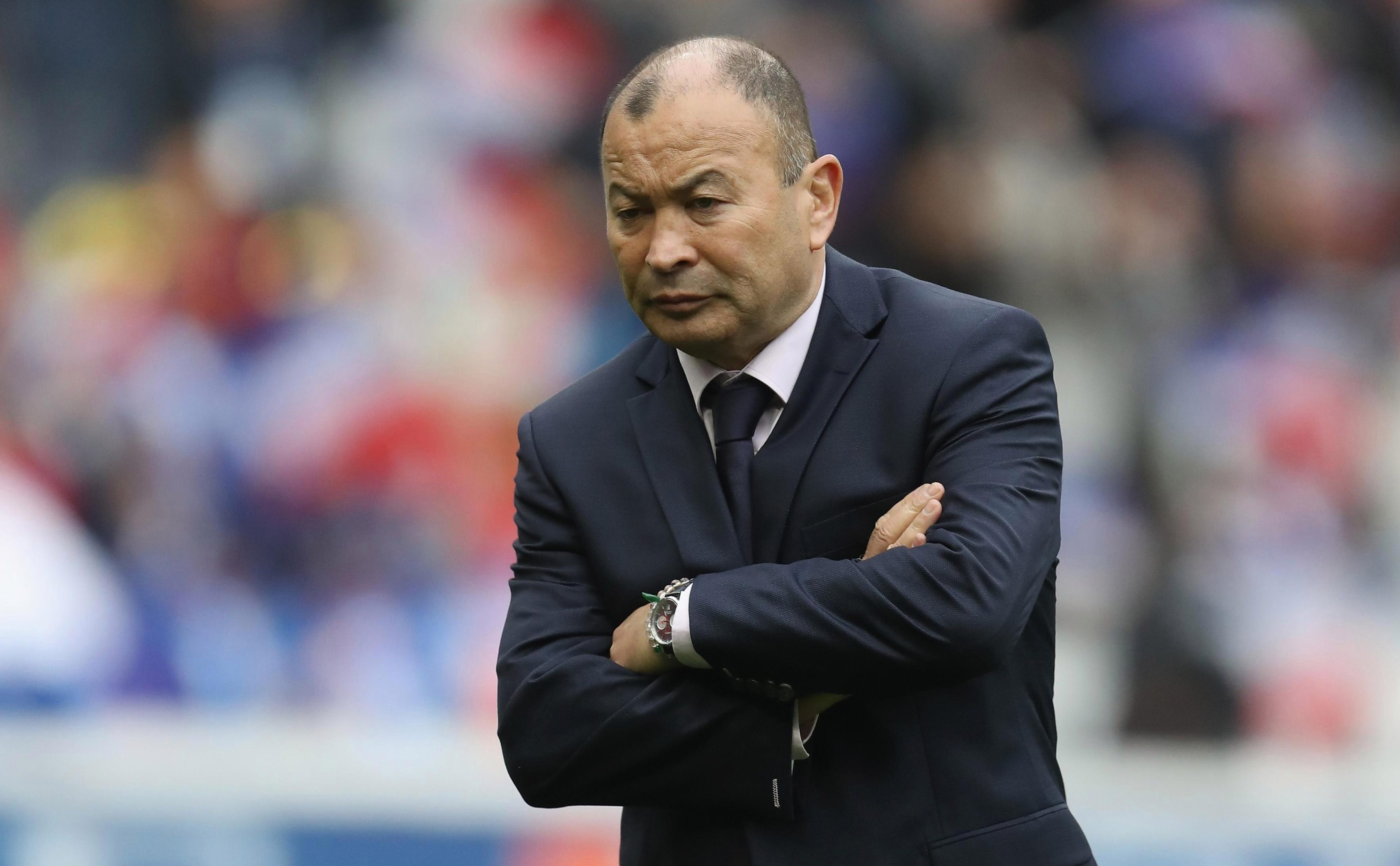Six Nations 2018: England boss Eddie Jones has had a week to forget… and now faces the biggest game of his managerial career against Ireland