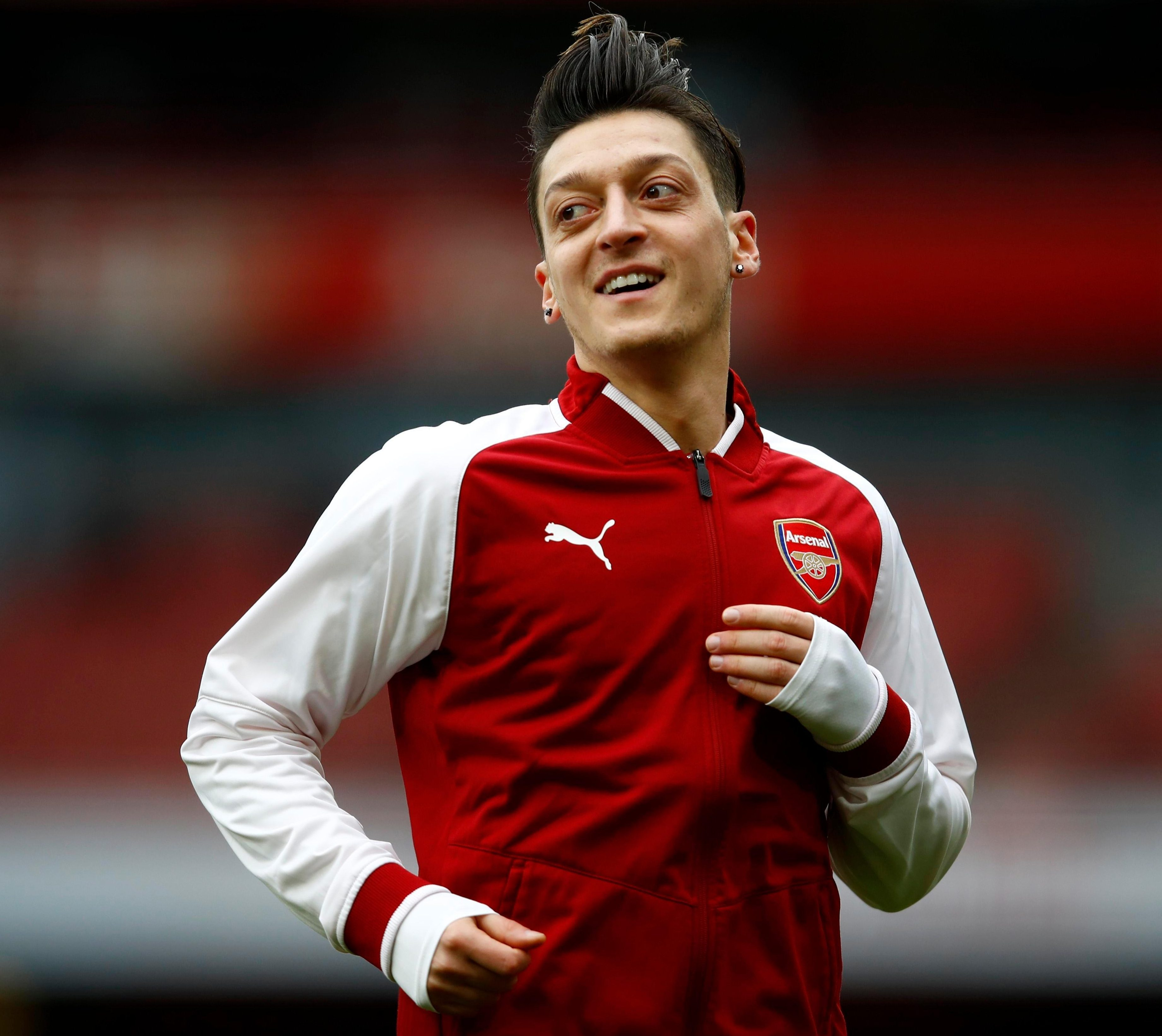 Mesut Ozil finally explains his decision to sign new Arsenal contract after months of speculation over his future