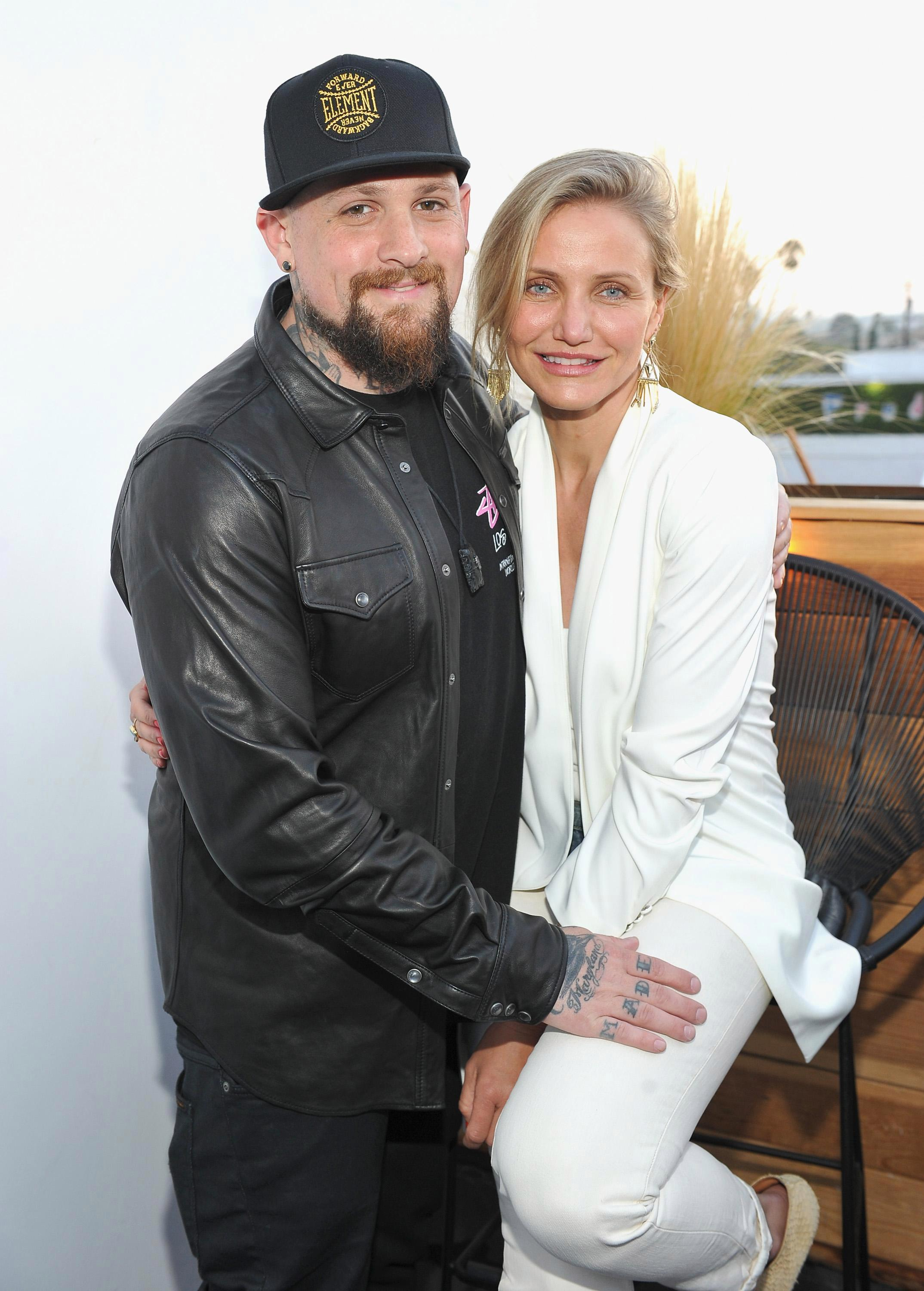 Cameron Diaz, 45, has 'retired' from acting to spend time at home with husband Benji Madden, 39