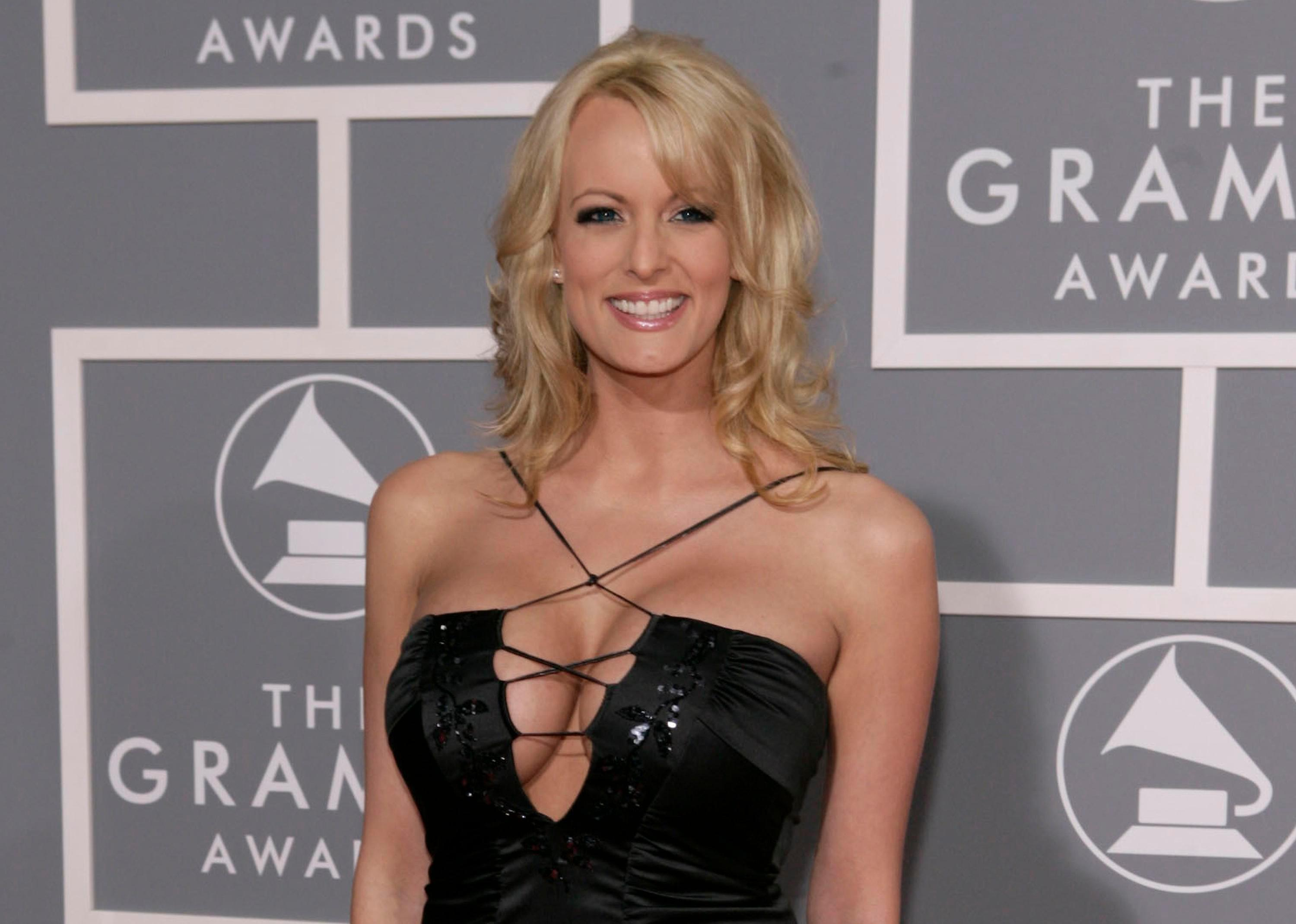 Pornhub star Stormy Daniels was threatened with 'physical harm' over Donald Trump sex claims, her lawyer says