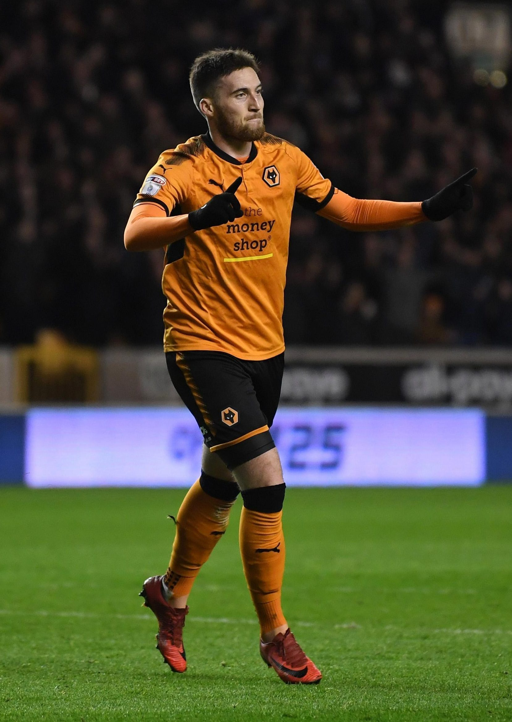 Wolves 3 Reading 0: Matt Doherty nets brace against Royals as Championship leaders get back to winning ways