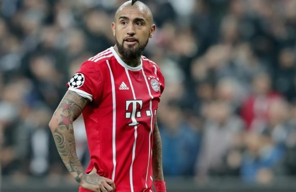 Manchester United will reportedly offer £52.5m for Bayern Munich star Arturo Vidal as Jose Mourinho looks to improve squad