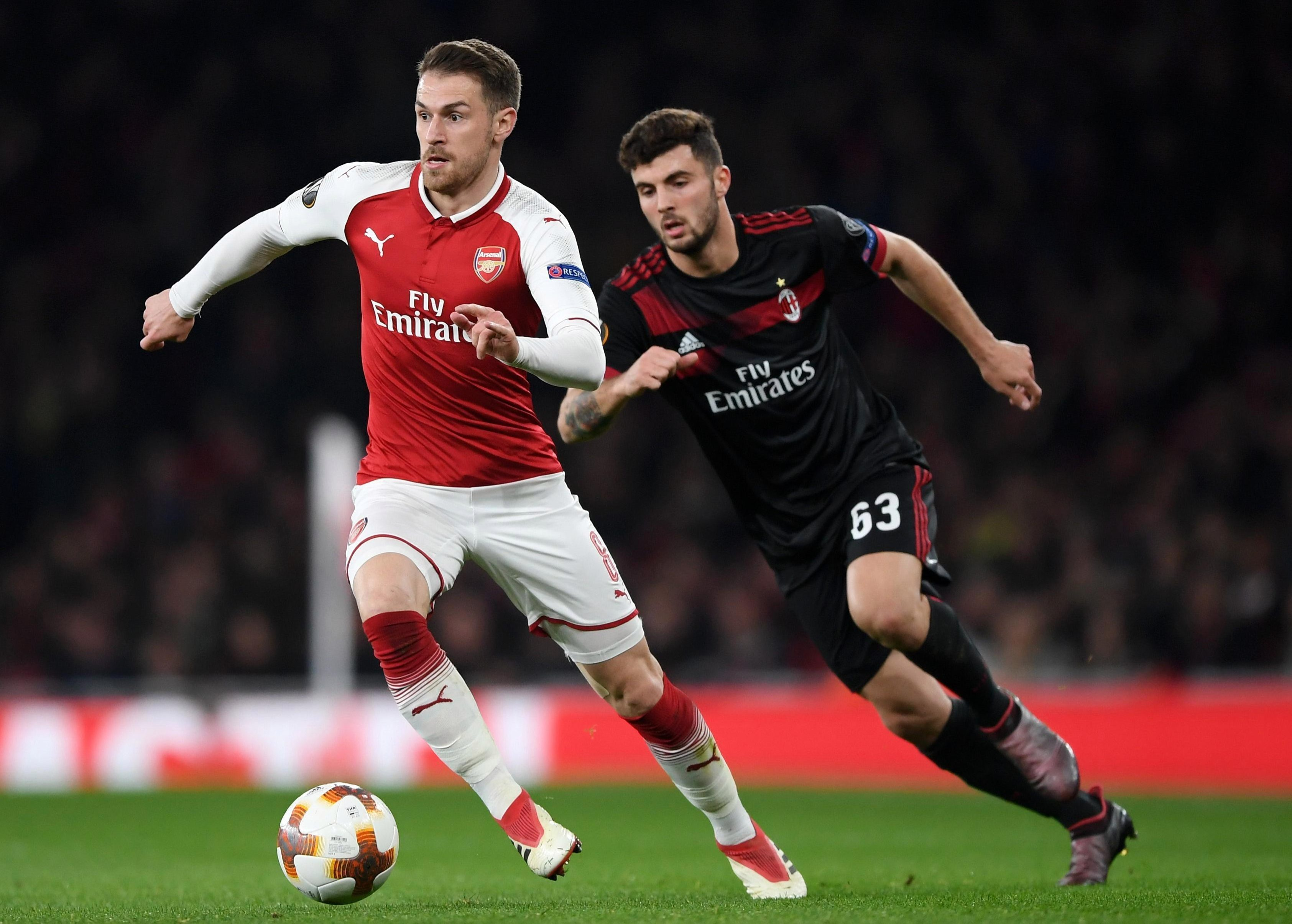 Arsenal star Aaron Ramsey emerges as Chelsea transfer target as Welshman admits: I'm not Gunners' top priority