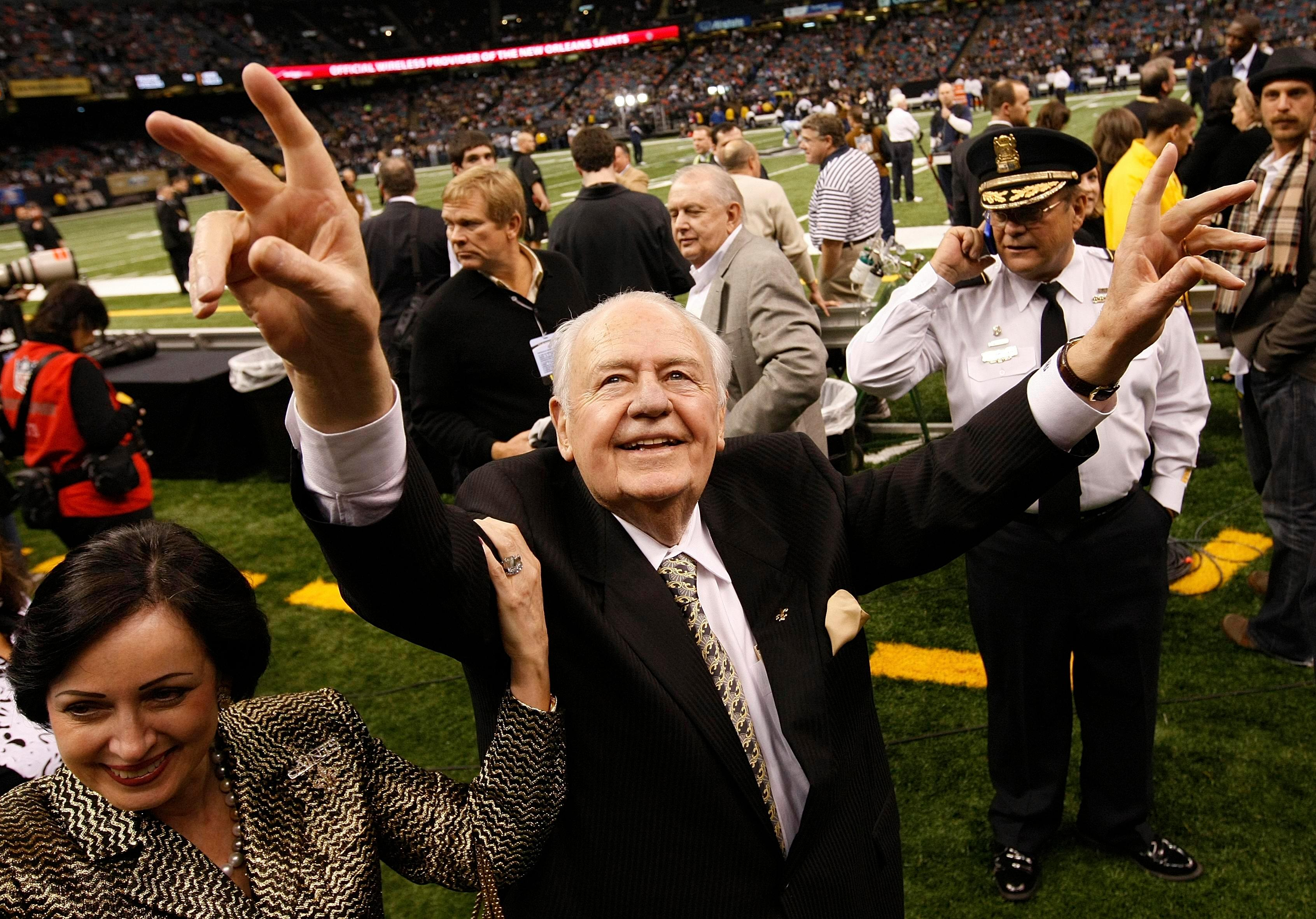 NFL rocked as New Orleans Saints Super Bowl-winning owner Tom Benson dies