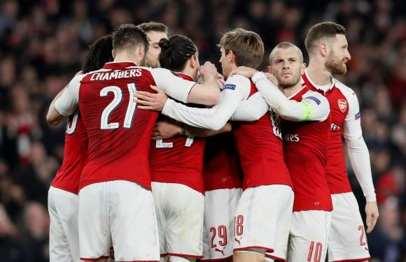 Arsenal stars hold team meeting for clear-the-air talks in attempt to end season slump