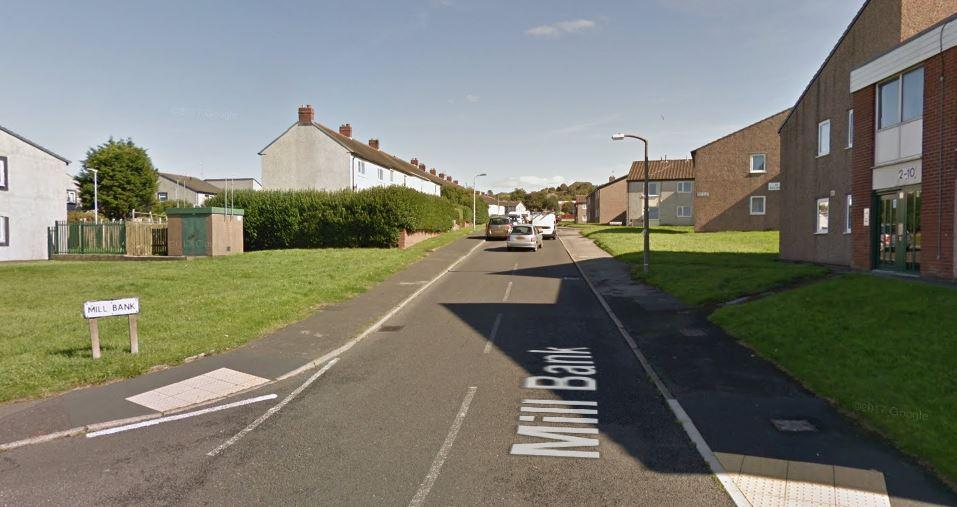 Cumbria Police hunt for 'masked man who kidnapped young girl and threw her into back of van'