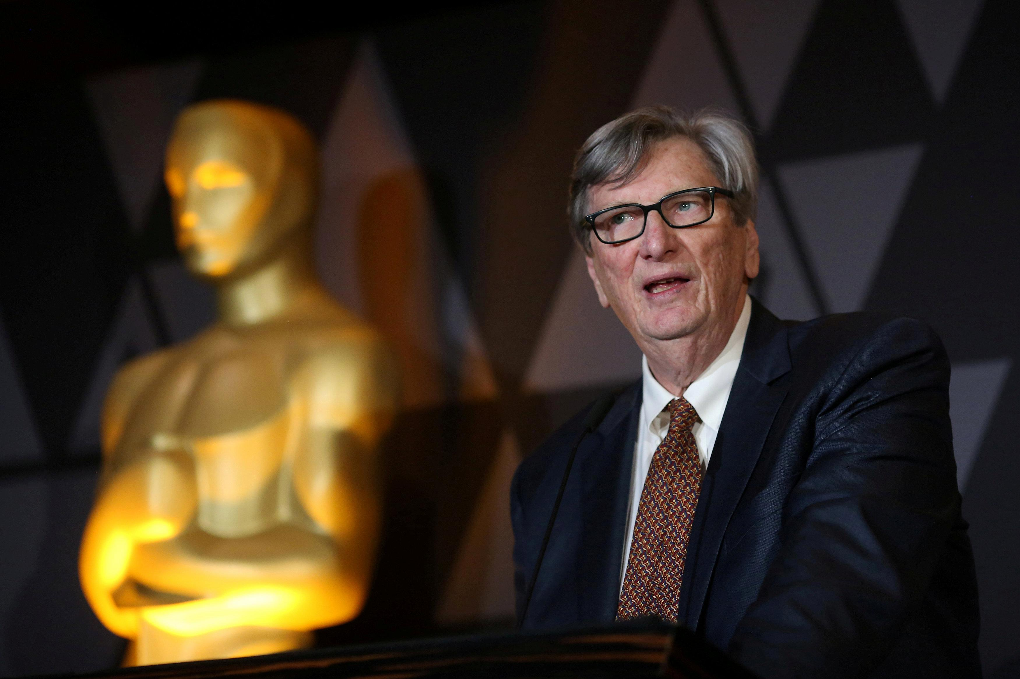 Oscars Academy chief John Bailey 'faces sexual harassment allegations'