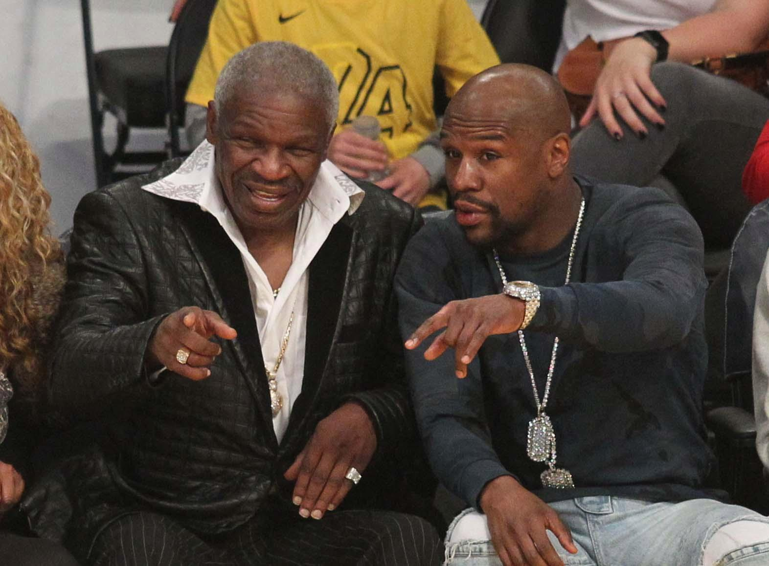 Floyd Mayweather vs Conor McGregor II underway as boxing legend reveals plans for MMA licence