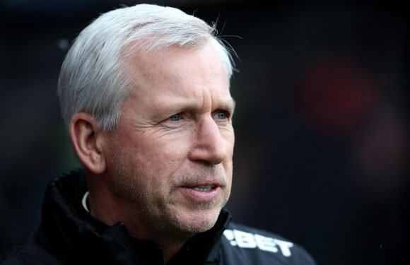 West Brom boss Alan Pardew flew to Switzerland this week to spy… on one of his OWN players