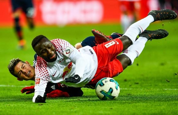 Naby Keita: Soon-to-be Liverpool star fined £220,000 for 'using fake driving licence'
