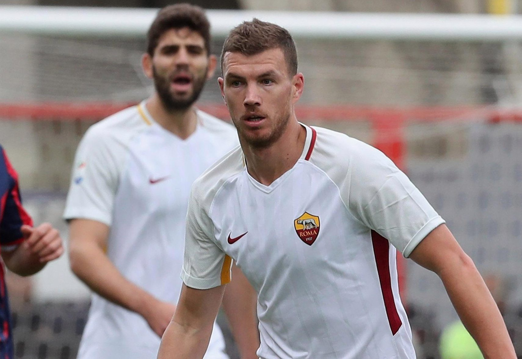 Chelsea blocked from signing first-choice January transfer target Edin Dzeko by Roma