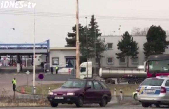 Czech Republic chemical plant explosion leaves 'six dead' and several people seriously hurt