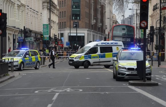 Cambridge Analytica offices evacuated after 'suspicious package' is found