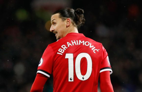 Zlatan Ibrahimovic took 95 per cent pay cut to join LA Galaxy from Manchester United and is on just £16,000-a-week