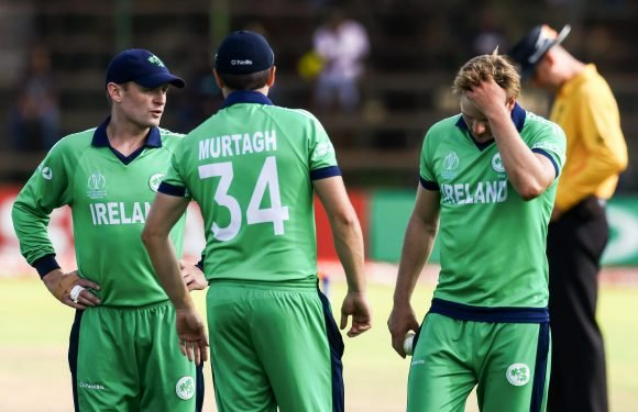 Ireland left heartbroken as they lose tense clash against Afghanistan to miss out on the 2019 Cricket World Cup