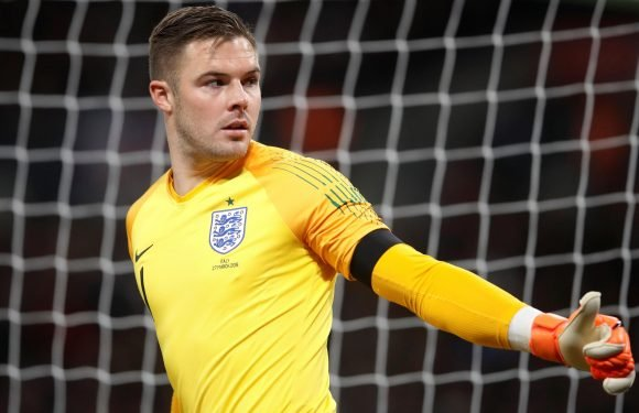 Jack Butland braced for Premier League survival and World Cup battle after fighting to regain full fitness