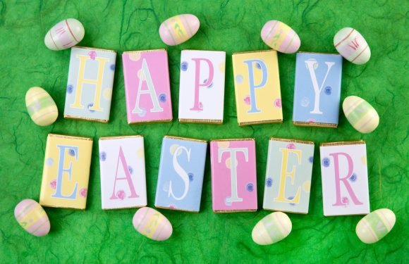 Wish some-bunny a VERY Happy Easter with a special message in the Sun on Sunday