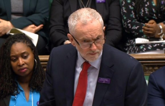 Jeremy Corbyn admits more than 300 allegations of anti-Semitism have been investigated since he became leader