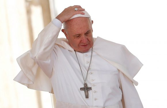 Pope Francis sparks fury after 'saying Hell does NOT exist'… but Vatican claims he was misquoted