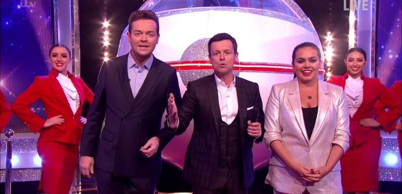 Saturday Night Takeaway's Scarlett Moffat and Stephen Mulhern replace Ant McPartlin as they give away places for Florida trip