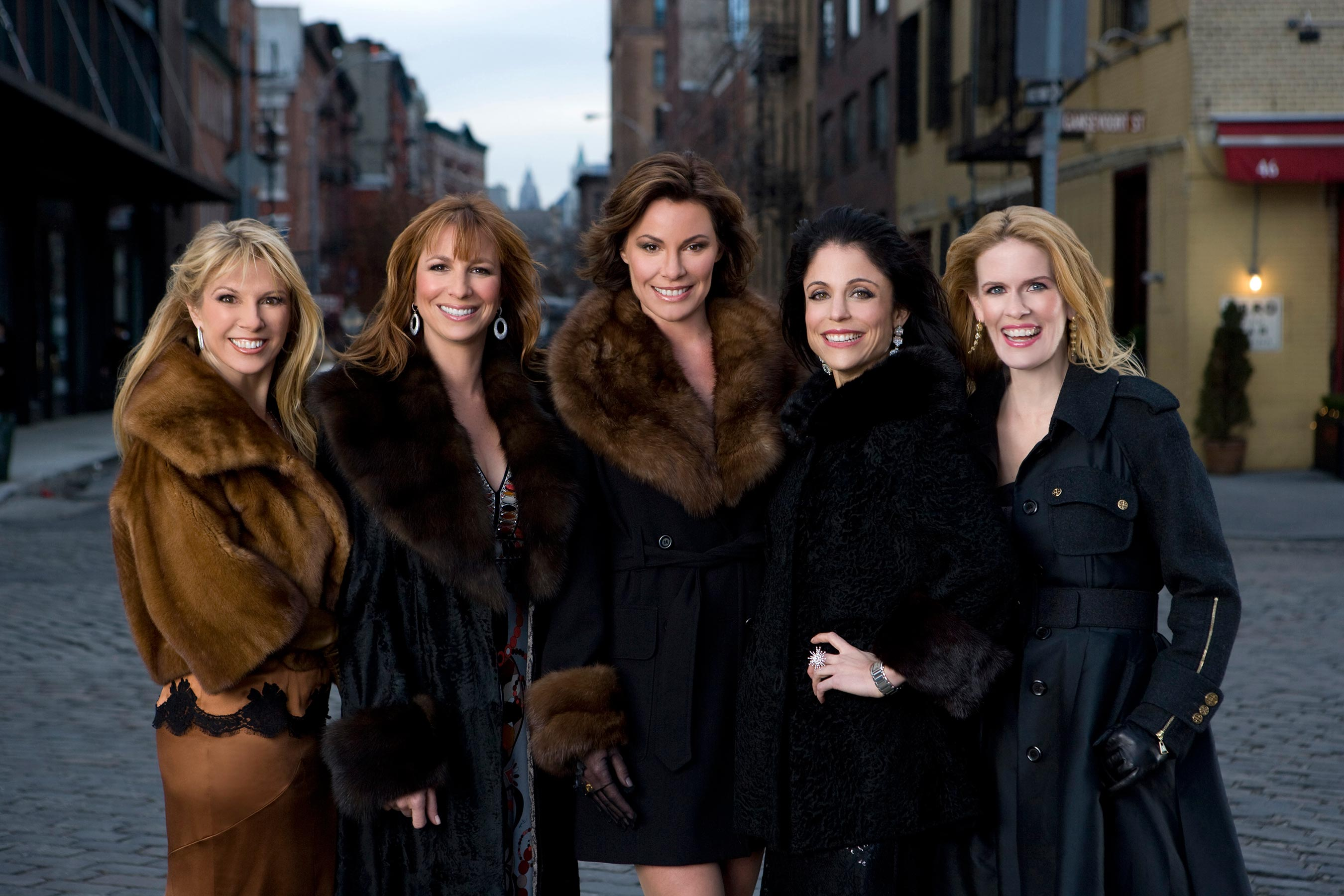 'The Real Housewives of New York City' from A to Z