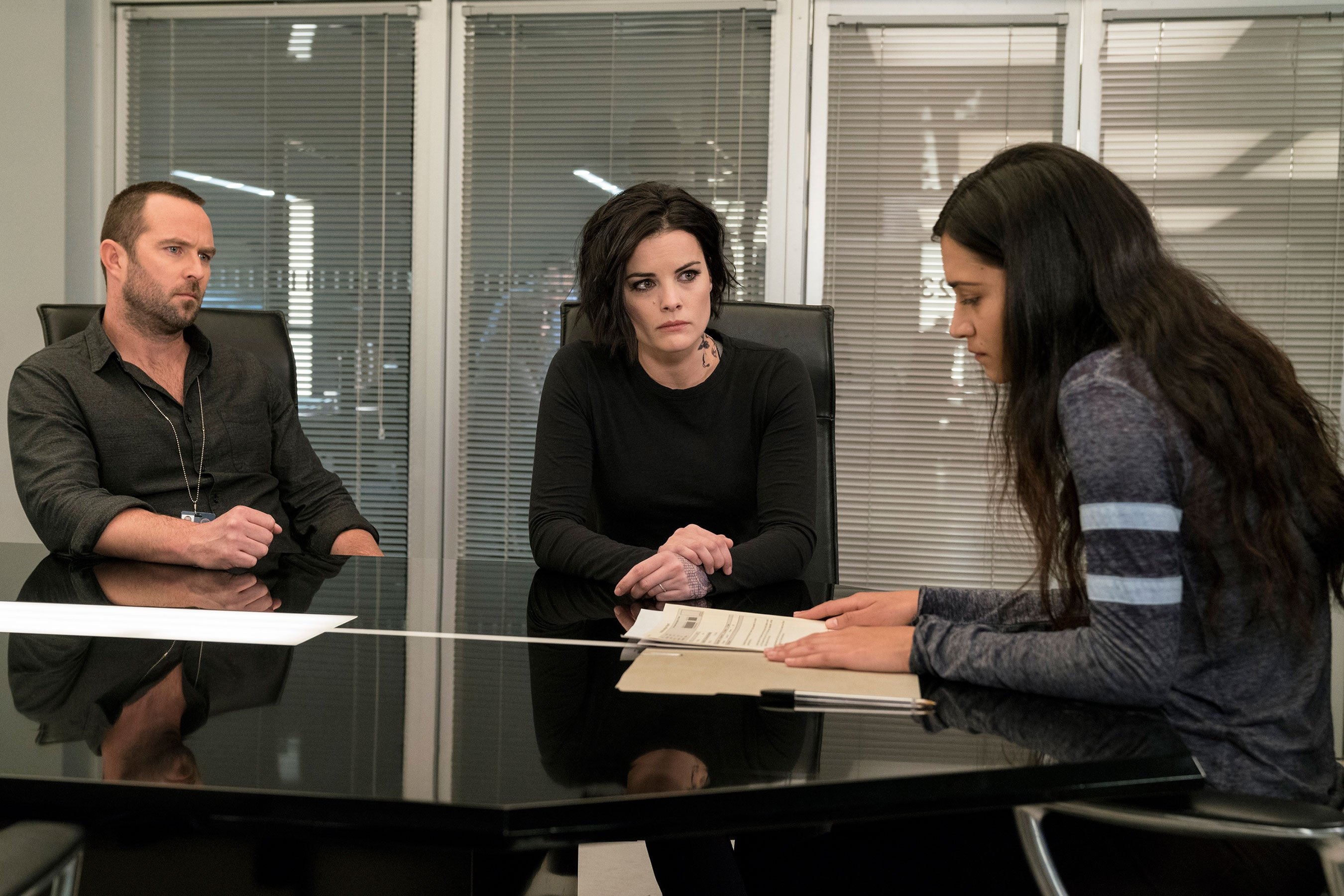 Blindspot: New twist revealed about Avery's father