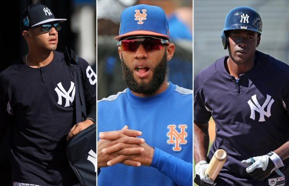 Ranking Yankees and Mets top prospects to find the next star