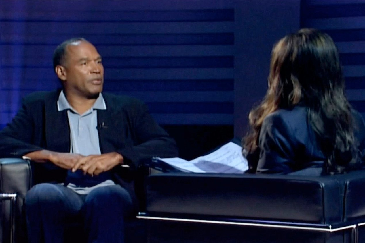 Unearthed O.J. Simpson interview sounds a lot like a confession