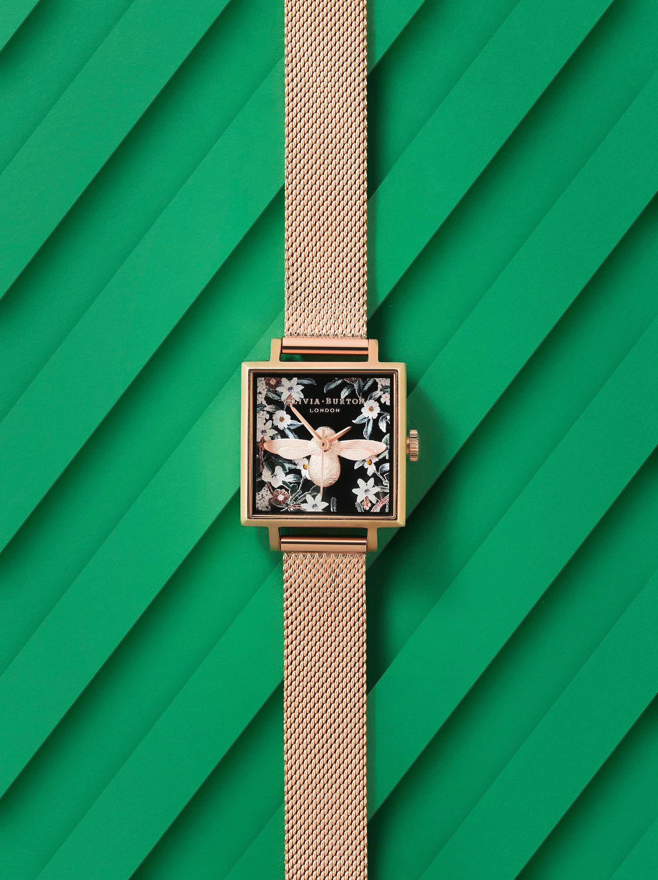 This summering, sweet-as-honey watch is what you need in your life