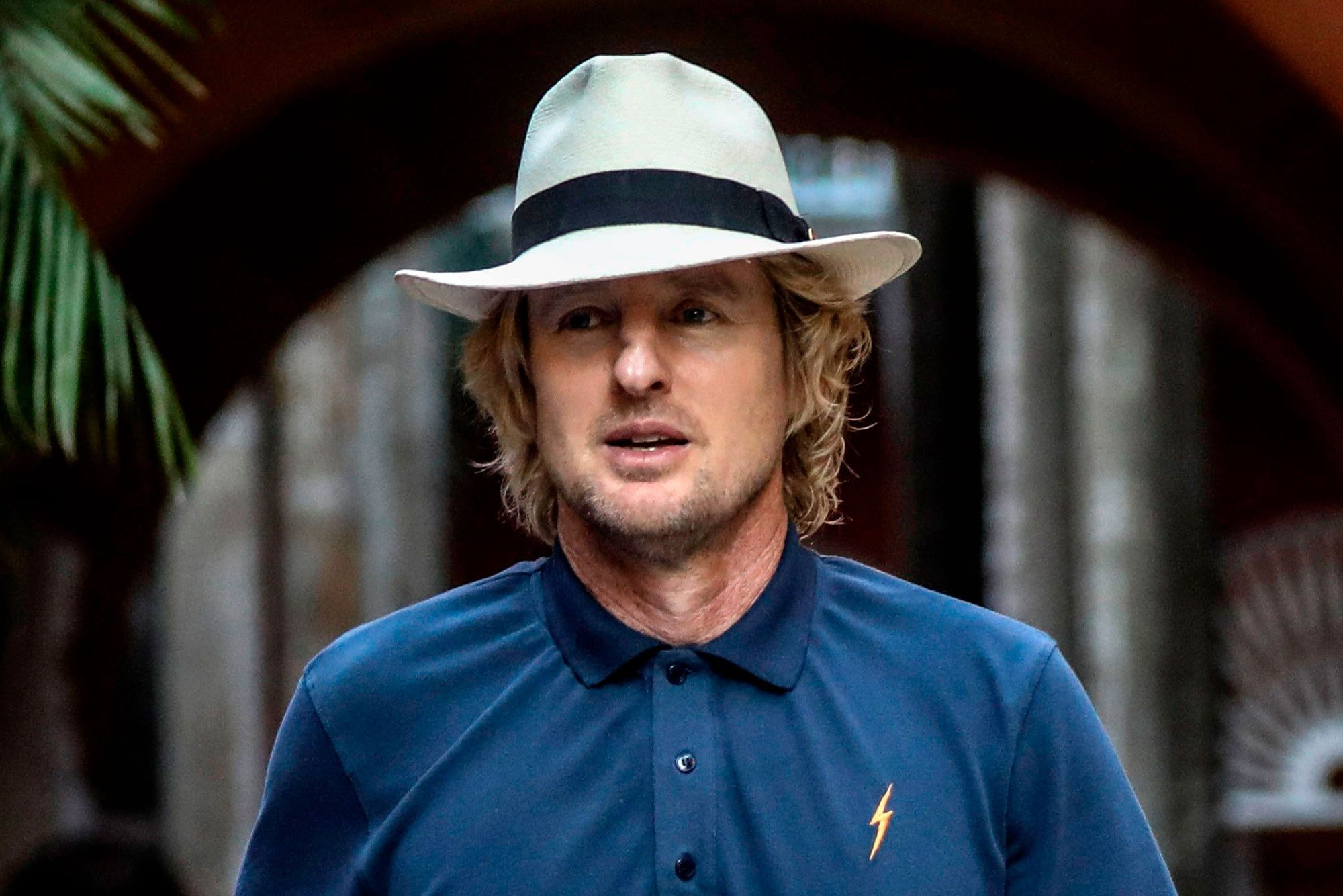 Owen Wilson causes hotel evacuation with cigarette