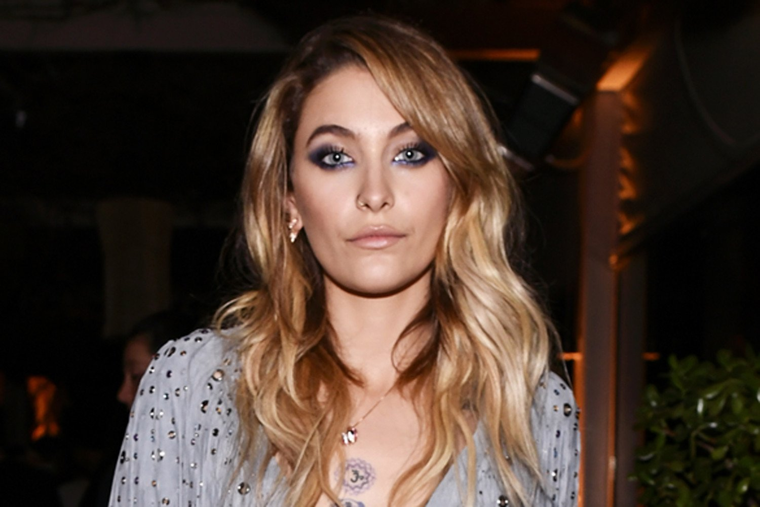 Paris Jackson goes from grunge to glam for Oscars weekend