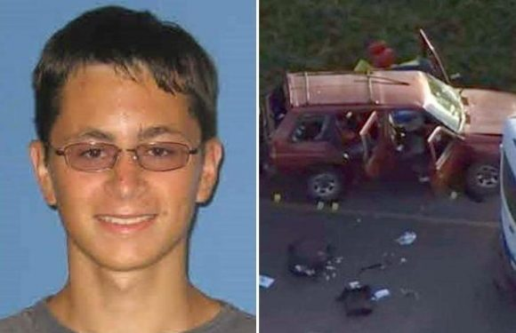 Austin serial bomber Mark Anthony Conditt recorded 25-minute video confession on phone before blowing himself up as cops closed in