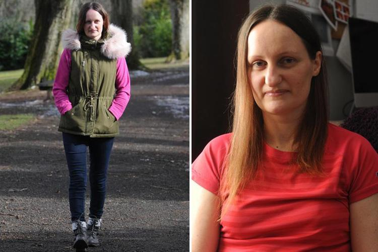 Sledge crash brain injury 'robs woman of personality' and leaves her struggling to move with slurred speech and headaches