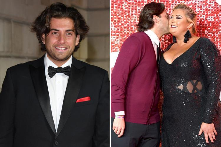 James Argent says his 'great love story' with Gemma Collins will play out this series on Towie