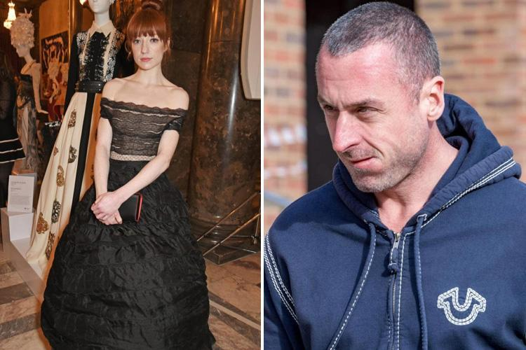 Girl Aloud star Nicola Roberts' ex-lover Carl Davies banned from looking at her Instagram account 'after chilling threats to stab and burn her'