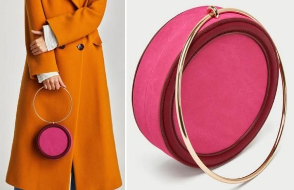 This quirky new It bag from Zara is the perfect addition to your spring wardrobe… and it's a steal at £30