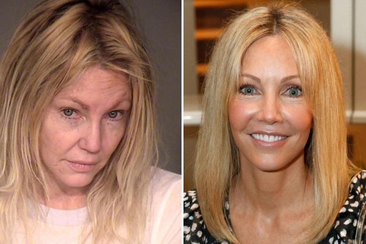 Heather Locklear 'goes into rehab' after domestic violence arrest