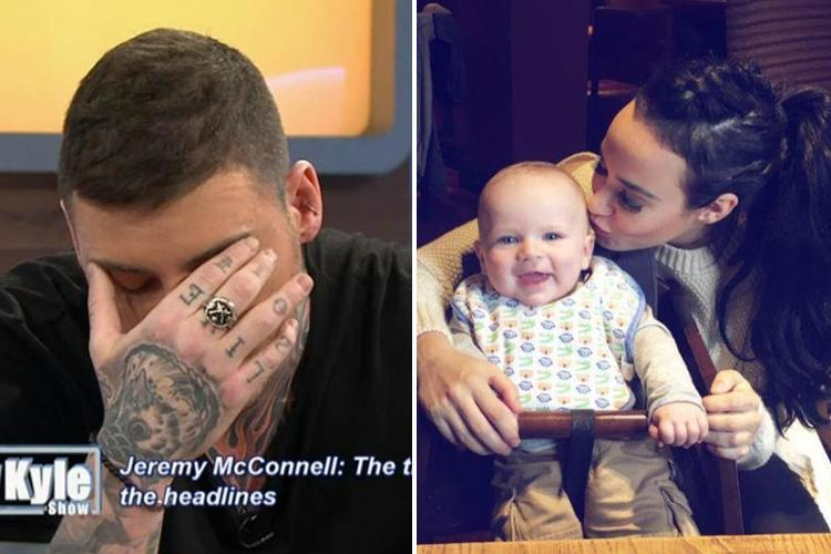 Jeremy McConnell vows to NEVER talk publicly about Stephanie Davis again as he plans to get his life back on track to see his son