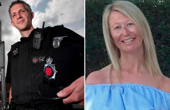 Police inspector guilty of murdering his wife whose body was found in lake