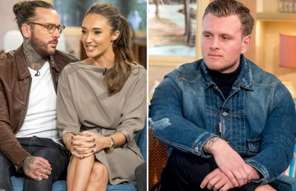 Tommy Mallet takes a swipe at Megan McKenna and Pete Wicks as he hints they faked their relationship for Towie cameras