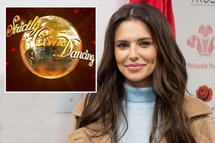 Cheryl tipped to appear on Strictly Come Dancing after signing up with Bruno Tonioli's agent