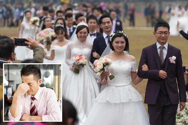 China faces sexless future with 30MILLION single men as single-child policy devastates gender balance in the country