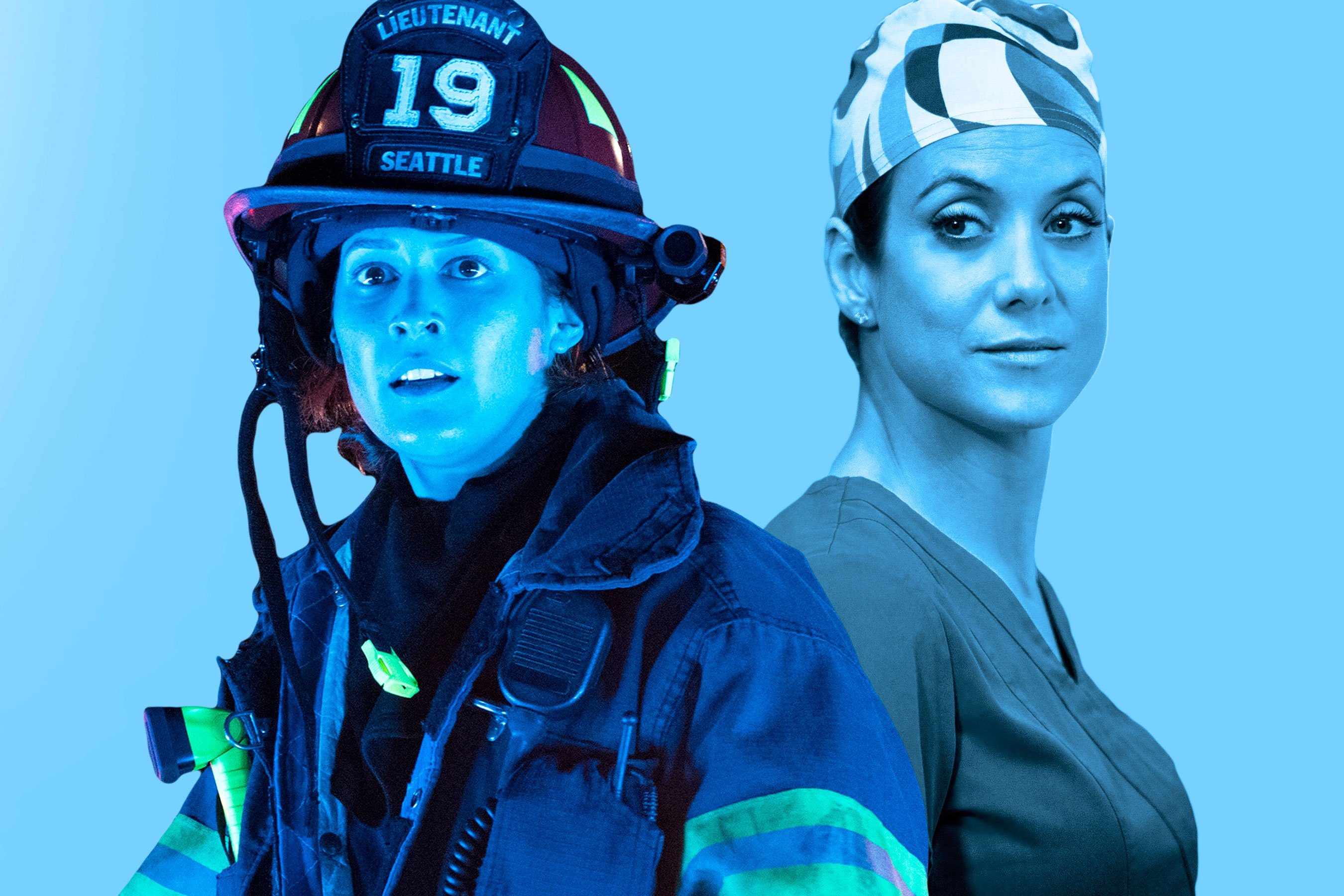 What Station 19 can learn from Private Practice Grey's Anatomy spinoff