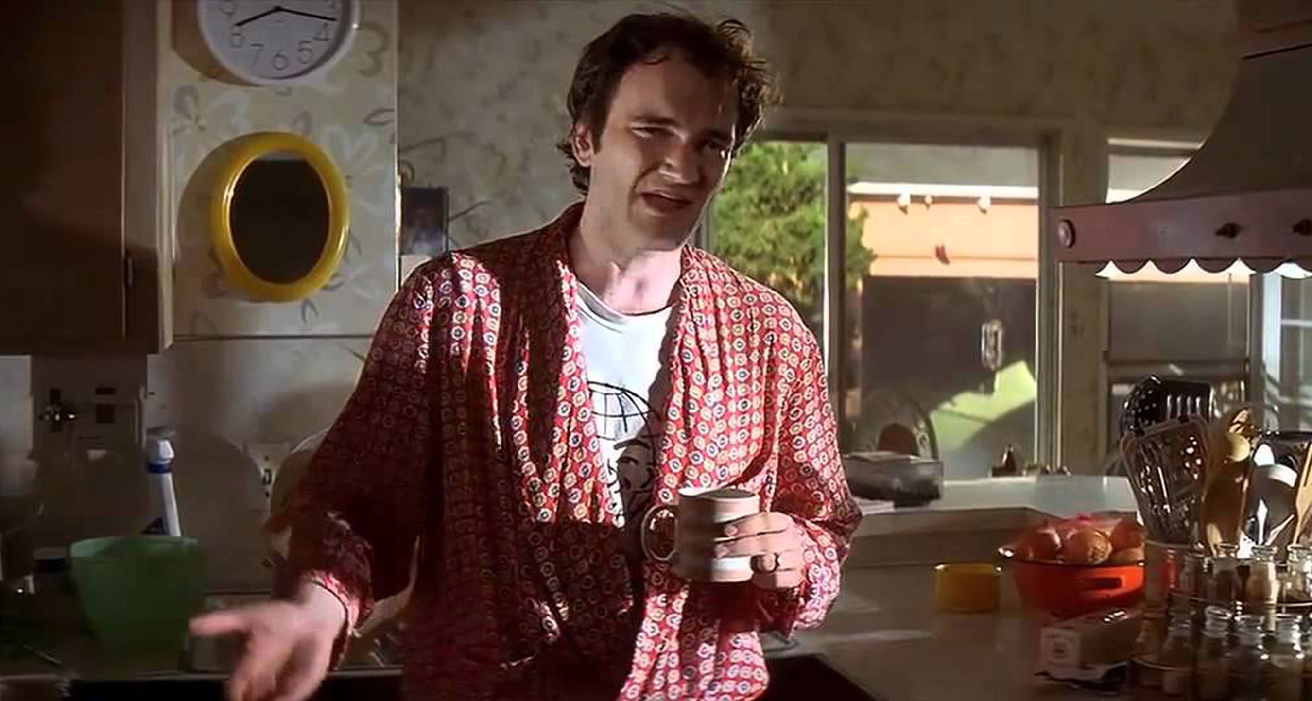 Quentin Tarantino's Pulp Fiction movie house for sale in Studio City