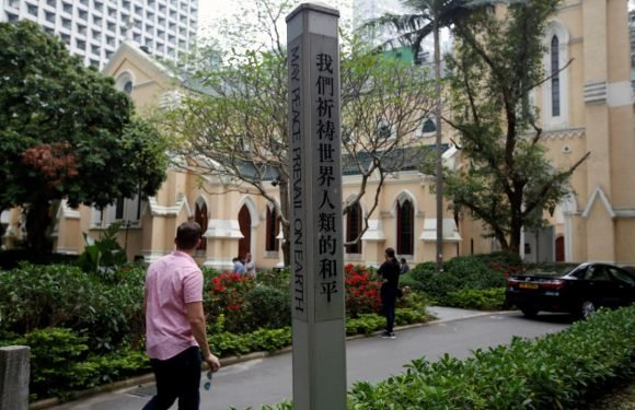 Anxious Hong Kong Catholics told to make leap of faith over China deal