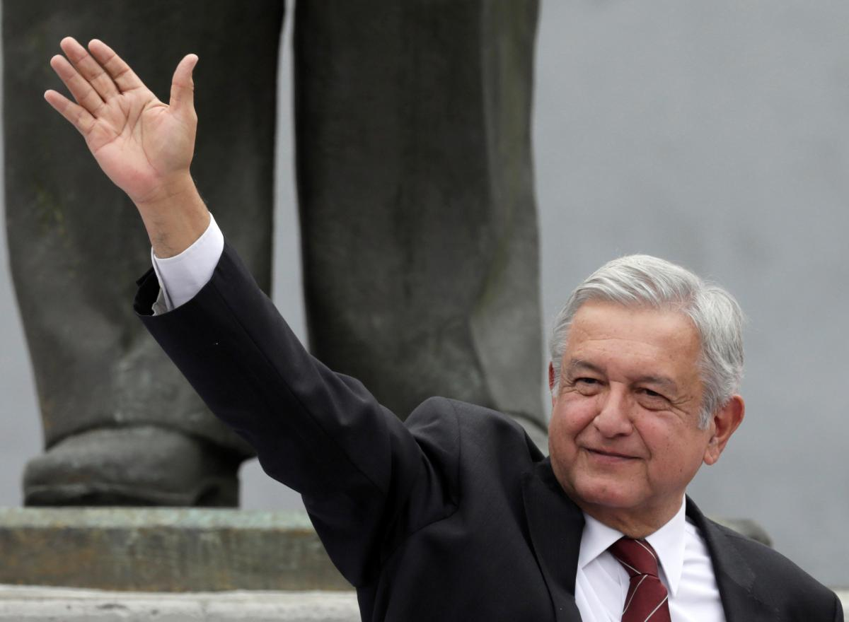 Mexico leftist says he would try to halt energy auctions if…