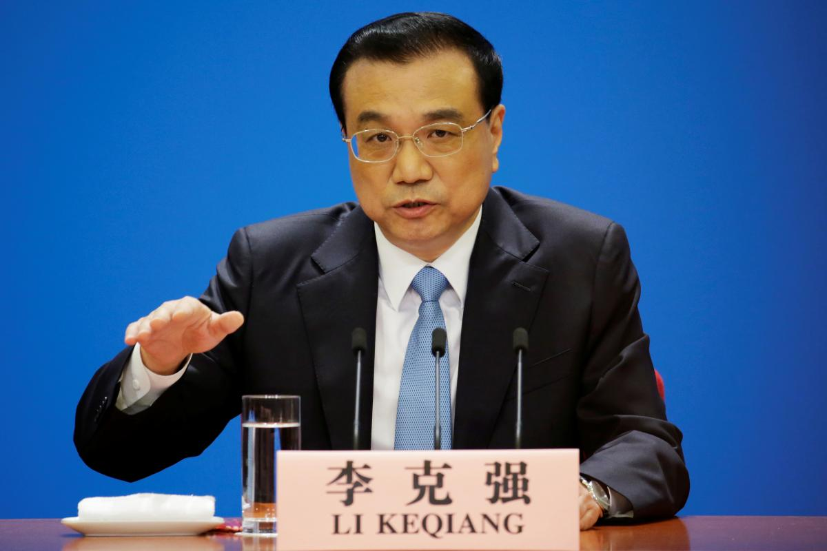 China's door to outside will only open wider: Premier Li