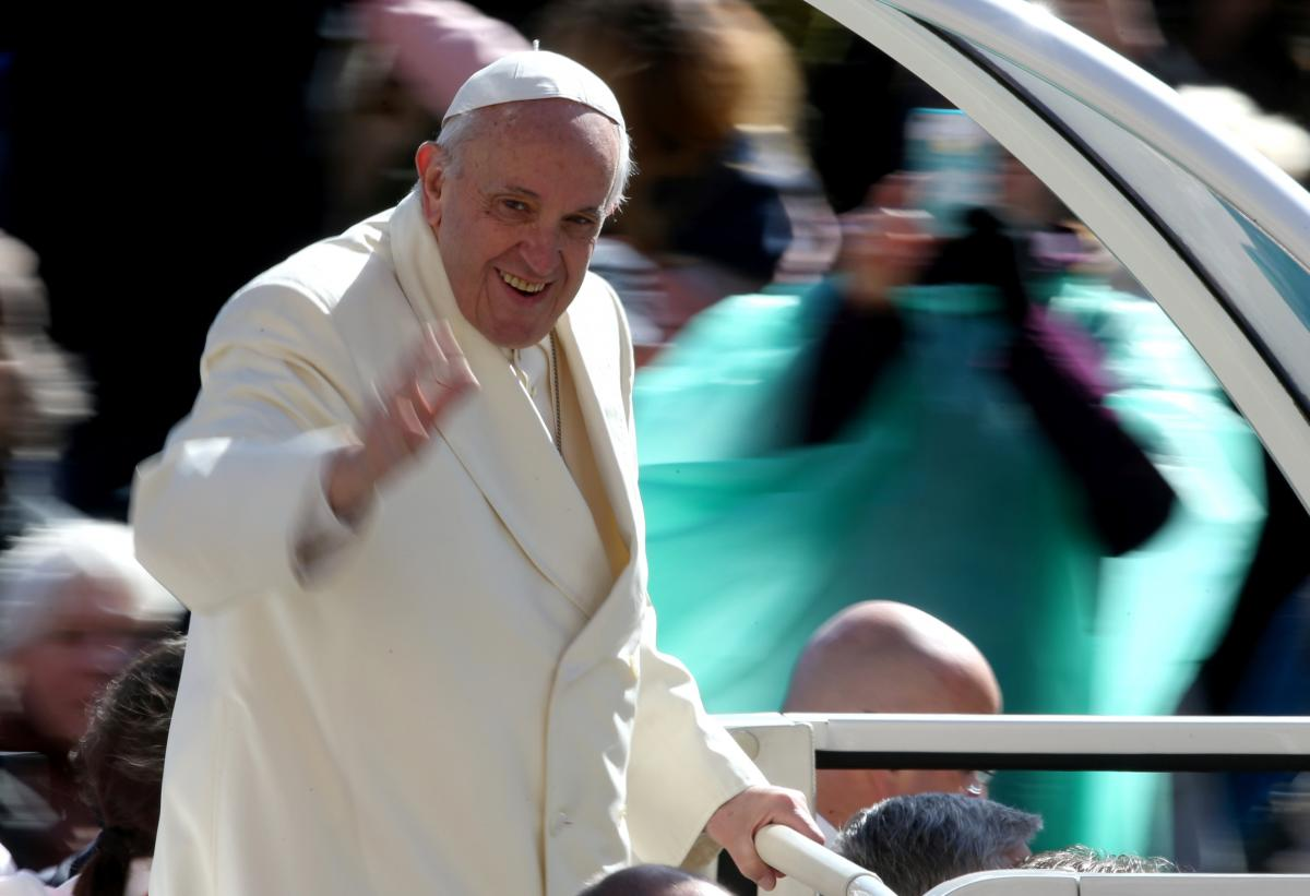 Pope announces Dublin visit in August, no Northern Ireland stop