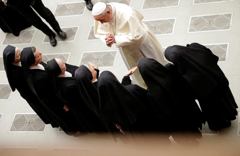 Stop exploiting nuns for cheap Church labor, Vatican magazine urges
